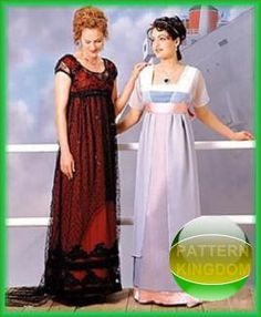 Simplicity 8399 Titanic Turn of the Century Dress Patterns