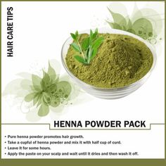 Henna for Hair Remedies - Henna for Hair is a well known natural conditioner. Henna powder has ability to transform white and dull hair into shiny ones. Read the henna powder remedies is below. Hair Remedies, Skin Care Remedies, Natural Remedies, Henna For Hair Growth, Henna Hair, Egg For Hair, Dull Hair, Yogurt, Hair Care