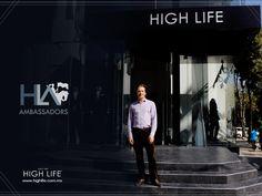 Emmanuel Serra crea Homme Grooming Center, espacio exclusivo para el público masculino más exigente. #HLAmbassadors