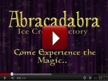 Abracadabra Ice Cream Factory