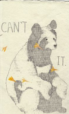 cant bear it. | Flickr - Photo Sharing!