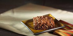 Brownies Recipe | Kellogg's® Rice Krispies® - can use gf flour and make sure your rice krispies are gf.
