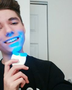 """Hey everyone! I have always struggled to find a great teeth whitener that doesn't make my teeth super sensitive and actually works. I came across a brand called @whitewithstyle and the best part about them is that all of their products are #vegan and #crueltyfree ! It's easy to use and gives you AMAZING results. Originally it was almost $300! If you use my promo code """"ethan.styles"""" you can get it for only $28!!!! #teeth #teethwhitening #teethwhitener #whitening #whitewithstyle by…"""