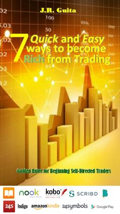 7 Quick and Easy Ways to Become Rich from Trading by J. Ways To Become Rich, Investing For Retirement, Stock Trader, Intraday Trading, Trade Books, Cash Prize, Earn Money Online, Personal Finance, Improve Yourself