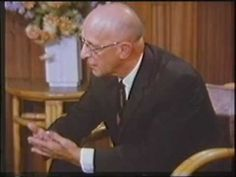 This is PART 4 OF a tape of a Counselling Session between Carl Rogers and Gloria. Carl Rogers uses Person Centred approach. Humanistic style of counselling. This is the FOURTH part of about 5/6 videos. To view the OTHER PARTS, just click on esherborne3, or see if they are listed on the right hand side of the screen. Enjoy..........