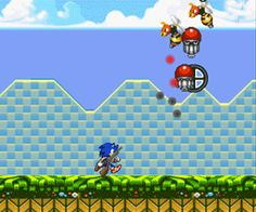 07a8c35b Sonic Games: Sonic The Hedgehog 4 Introduced in 2D Format | Sonic Games