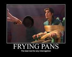 Image result for saucepan flynn rider