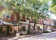 My new home: West Chester, PA Great Places, Places Ive Been, Beautiful Places, West Chester Pennsylvania, West Chester University, Chester County, County Seat, Family Roots, Large Homes