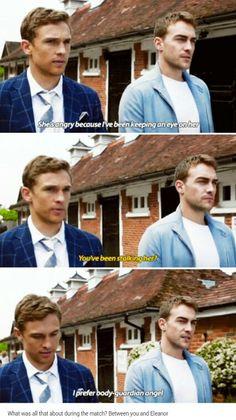 Season 2 Episode 1: Liam and Jasper