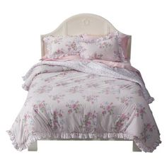 Simply Shabby Chic® Misty Rose Comforter - Pink New bedding Target Shabby Chic Bedding, Shabby Chic Comforter, Rose Comforter, Target Bedding, Shabby Chic Quilts, Comforter Sets, Simply Shabby Chic, Shabby Chic Style, Bedroom Themes