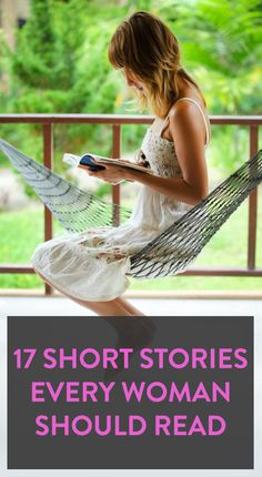 17 short stories every woman should read