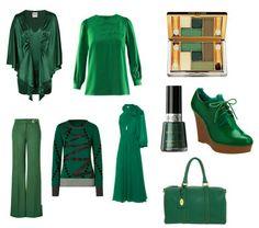 DAY 77- Emerald green
