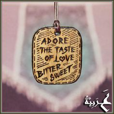 Náhrdelníky - Amulet - Taam el Hob - 4218555_