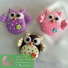 Polymer Clay Owl, Polymer Clay Ornaments, Polymer Clay Christmas, Polymer Clay Figures, Polymer Clay Flowers, Polymer Clay Projects, Handmade Polymer Clay, Polymer Clay Jewelry, Clay Crafts