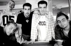 #NSYNC Love how Chris looks in the glasses here.