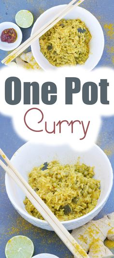 one pot reis curry