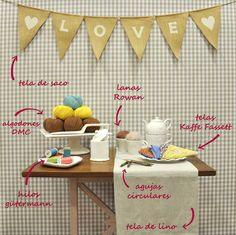 Tutoriales DIY: Banderines para decorar fiestas de cumpleaños. Coge ideas y trucos para hacer tú mismo unos banderines con telas muy bonitos. Entra en nuestra web y mira la variedad de telas que tenemos. www.telasdeluna.com