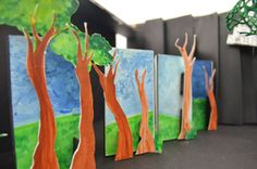 I chose this because in the background of the play I want there to be trees like they are out in the woods a little. I want them to be easy moving like these look so I can change the background of the set.