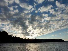Lago di Bracciano, 2009.  Nuvole sul lago  foto di Marco Buzza  www.marcobuzza.com