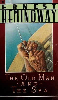 hemmingway books pinterest   Books / The Old Man and The Sea by Hemingway