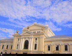 Palatul Cultural Theodor Costescu. http://www.vizitatiseverinul.ro  © Janina C.