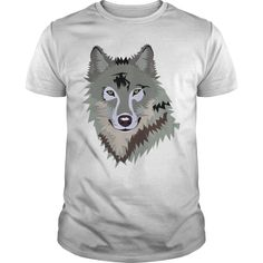 wolf wolves - wolf wolves head  #funnyshirts #awesomeshirts #hockey #wolfshirts wolf Tshirts