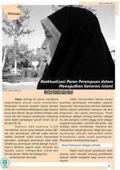 BKIMedia Edisi Mei 2017 - Reaktualisasi Peran Perempuan dalam Mewujudkan Generasi Islami