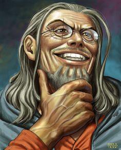 Silvers Rayleigh - One Piece,Anime