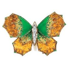 From Mine to Store: Wallace Chan's Butterfly Brooch