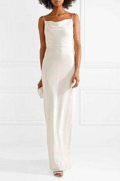 67 Simple Wedding Dresses For the Minimalist Bride