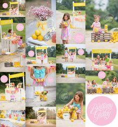Lemonade Stand | Lilly Pulitzer | Lemonade Dream Session| Photo Shoot…