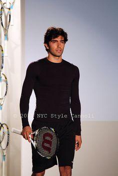 Men's Wilson Tennis Fashion