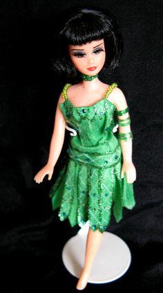custom pippa doll as Cyd charisse
