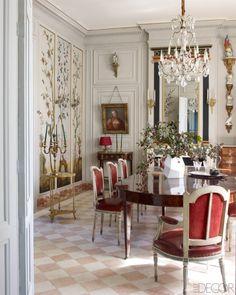 Parisian decor