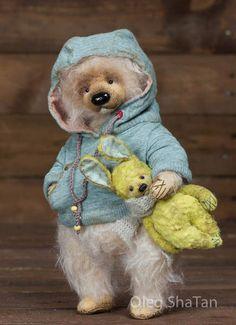Friends By Oleg ShaTan - Bear Pile