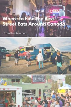 Where to Find the Best Street Eats Across Canada - SmarterTravel