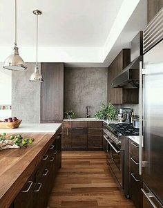 Imagem de kitchen, home, and luxury