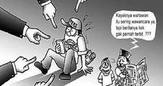 Teras Lampung: Tips Menghadapi Wartawan Gadungan dan Wartawan Nakal