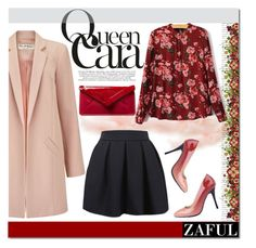 """""""#1 21.02"""" by edita-m ❤ liked on Polyvore featuring Miss Selfridge, L.K.Bennett, women's clothing, women, female, woman, misses, juniors and zaful"""