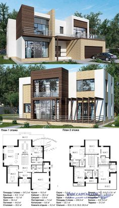 House design plan with 6 bedrooms - Home Ideas Sims House Plans, House Layout Plans, Dream House Plans, Modern House Plans, Small House Plans, House Layouts, Modern House Design, House Floor Plans, Villa Plan
