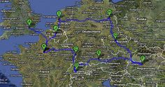 Itinerary Planning Advice for Budget Backpacking in Europe
