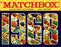 Matchbox Collector's Catalogue 1968