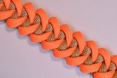Shark Jaw Bone Paracord Survival Bracelet with Buckle - How to - BoredPa...