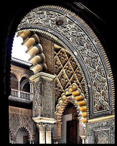 Los Reales Alcazares de Sevilla, Spain