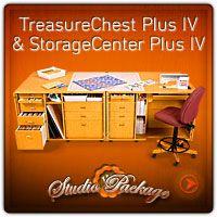 TreasureChest Plus IV and StorageCenter Plus IV