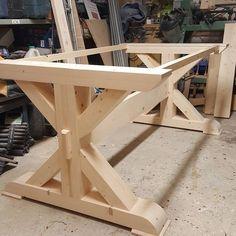 Farm Tables 497 Likes, 38 Comments - Pete Dettorre (FurnitureByPete .