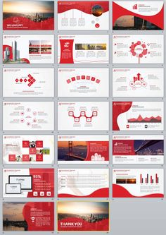 Easy and fully editable in PowerPoint (shape color, size, position, etc). Page Layout Design, Ppt Design, Brochure Design, Keynote Design, Powerpoint Design Templates, Professional Powerpoint Templates, Presentation Layout, Business Presentation, Magazine Ideas
