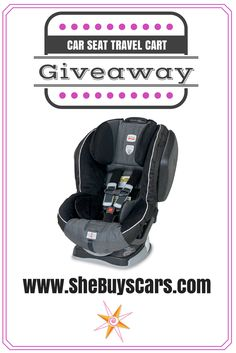 Win this $379 Britax Car Seat - TODAY