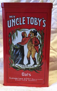 Excited to share this item from my shop: Vintage UNCLE TOBYS Oats Storage Tin - Limited Edition Years Anniversary - Collectible Advertising Container - Kitchenalia Kitchenware Advertising History, Vintage Packaging, Breakfast Buffet, Dog Ornaments, Money Box, Vintage Tins, Scottish Terrier, I Am Happy, Old Photos