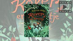 Rover en broertje is een avontuurlijk kinderboek geschreven door Karine Jekel met tekeningen van Mark Janssen
